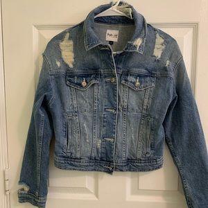 taylor hill by joe's denim jacket XS New